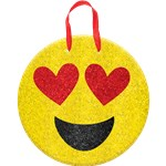 Emoticon Sign MDF - 29cm