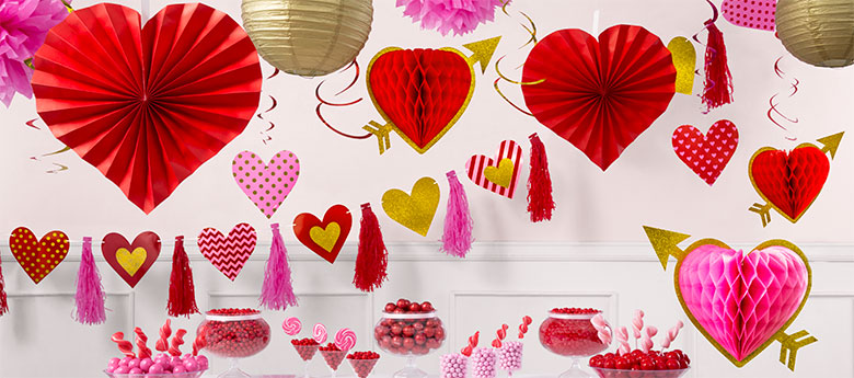 Valentine's Decorations