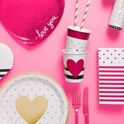 Everyday Love Tableware