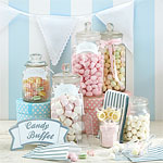 Vintage Lace Wedding Candy Buffet Kit