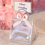 Fillable Handbag Placecard Holders
