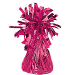 Magenta Foil Balloon Weight - 170g