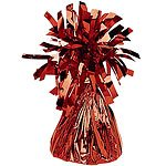 Red Foil Balloon Weight - 170g