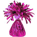 Hot Pink Foil Balloon Weight - 170g