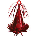 Large Red Party Hat Weight - 183g