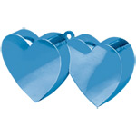 Blue Double Heart