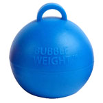 Blue Bubble Weight