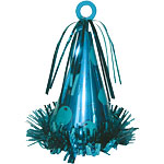 Large Party Hat Weight - Light Blue