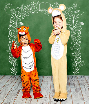 d91b1f956dc9 World Book Day Costumes   Party Delights