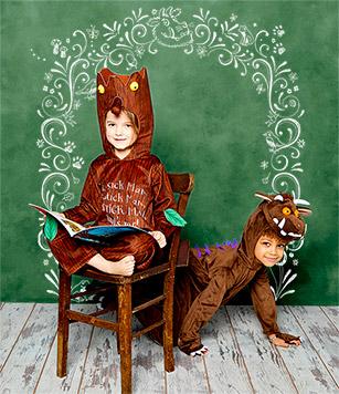 Attractive Gruffalo Costumes
