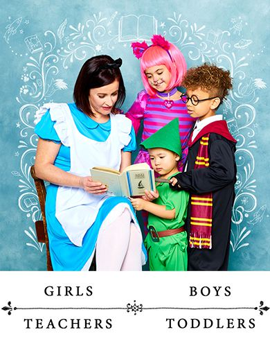 b1a1091d02fc8 World Book Day Costumes | Party Delights