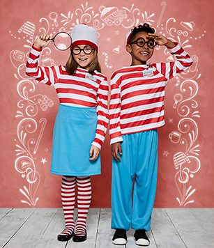 Whereu0027s Wally Costumes  sc 1 st  Party Delights & World Book Day Costumes | Party Delights