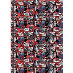 Spiderman Wrapping Paper & Tag