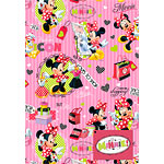 Minnie Mouse Wrapping Paper and Tags