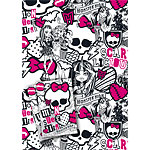 Monster High Wrapping Paper & Tags