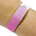 Pink Wristbands